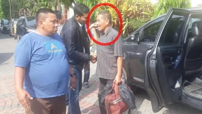 Foto: Buronan Kejaksaan M Nasir (antara)