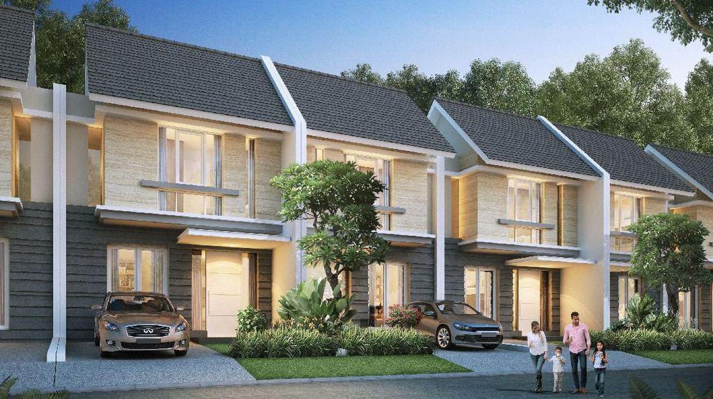 Sasar Milenial, CitraLand Cibubur Punya Rumah Eksklusif Rp 500 Jutaan
