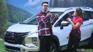 Apa Kata Nicholas Saputra dan Denny Sumargo soal Xpander Cross?