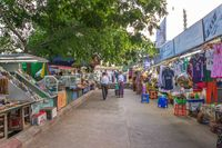 Kehidupan masyarakat di Naypyidaw