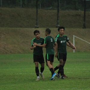 Uji Coba dengan PKNS, Timnas Indonesia Menang 3-0