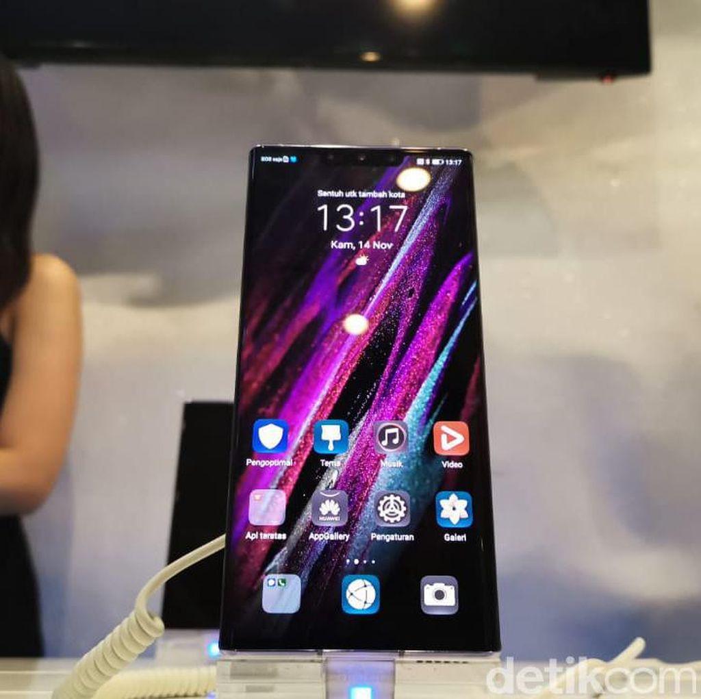 Huawei Pastikan Toko Aplikasinya Sediakan App yang Banyak Dipakai