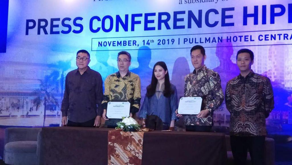 Gaet HIPPINDO, Vasanta Garap Wisata Belanja Nuansa Jepang di Jakarta