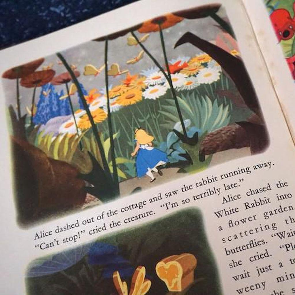 Petualangan Alice In Wonderland Bakal Menyihir Publik London