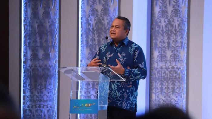 Gubernur Bank Indonesia (BI) Perry Wrjiyo