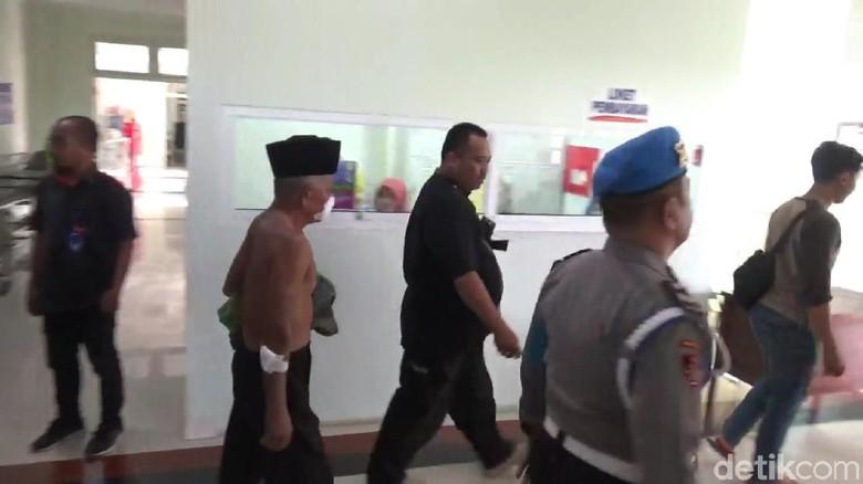 Polisi Tunggu Hasil Tes Kejiwaan Pembacok Ustaz di Pasuruan