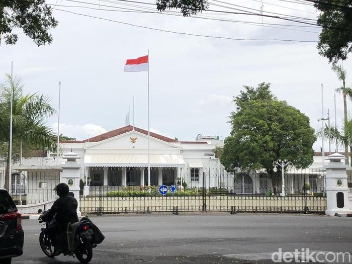 Gedung Pakuan (Foto: Mukhlis Dinillah/detikcom)
