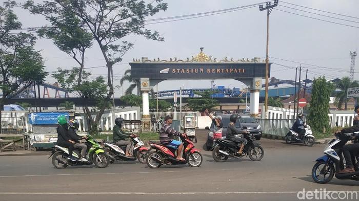 Stasiun Kertapati (Raja Adil Siregar/detikcom)