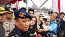 Polisi Olah TKP Kecelakaan Bus Tewaskan 7 Orang di Tol Cipali