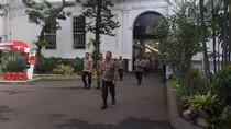 Jokowi Kumpulkan Kapolda Se-Indonesia di Istana