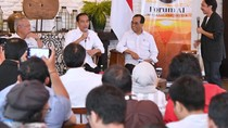 Tekad Jokowi Bangun Infrastruktur: Peradaban Indonesia Maju