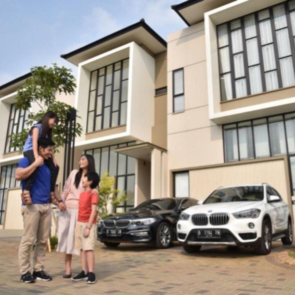 Dahsyat! Rumah Mewah di Jakarta Hanya Booking 5 Juta & Cicil 11 Juta