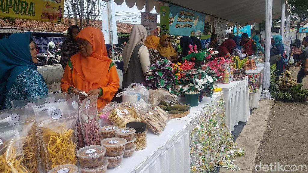 Jaga Stabilitas Harga Jelang Natal, Pemkot Bandung Gelar Bazar Murah
