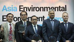 KLHK Raih Penghargaan Penegakkan Hukum Lingkungan dari PBB