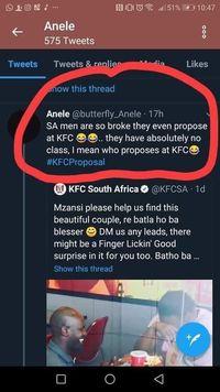 Dianggap Menyedihkan Karena Melamar Kekasih di KFC, Pasangan Ini Malah Dapat Banyak Sponsor