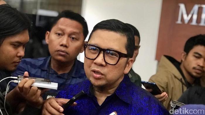 Foto: Ketua Komisi II DPR Ahmad Doli Kurnia (Zhacky-detikcom)