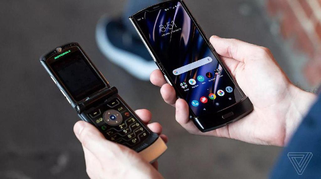 Motorola Razr Lahir Kembali, Ini Spesifikasi dan Harganya