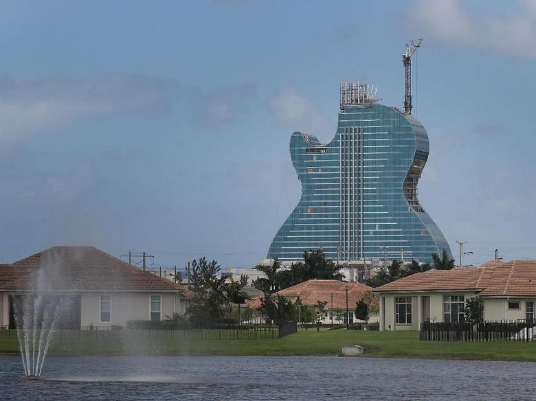 Foto: Hard Rock Hotel & Casino (Joe Raedle/Getty Images)