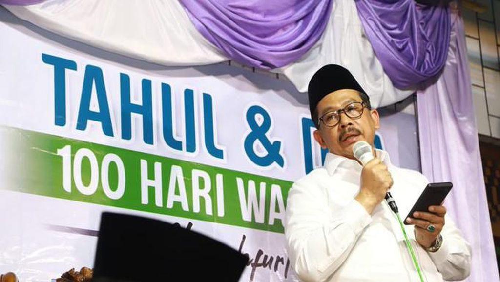 Wamenag Kenang Mbah Moen: Beliau Dapat Urai Hampir Semua Konflik di Partai