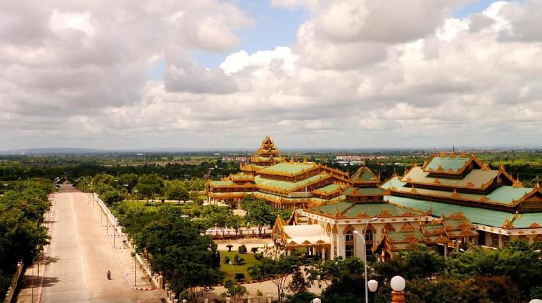Selamat datang di Naypyidaw (iStock)