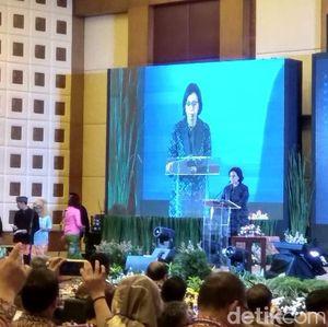 Sri Mulyani Kumpulkan Kepala Daerah, Beri Wejangan Soal Dana Desa