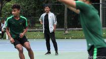 Jelang SEA Games 2019, Indra Sjafri Tempa Mental Juara Garuda Muda