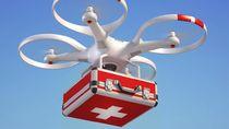 Mimpi Menkes Terawan Soal Layanan Digital, Kirim Obat Pakai Drone