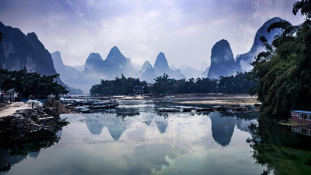 Inikah Sungai Paling Romantis di Dunia?