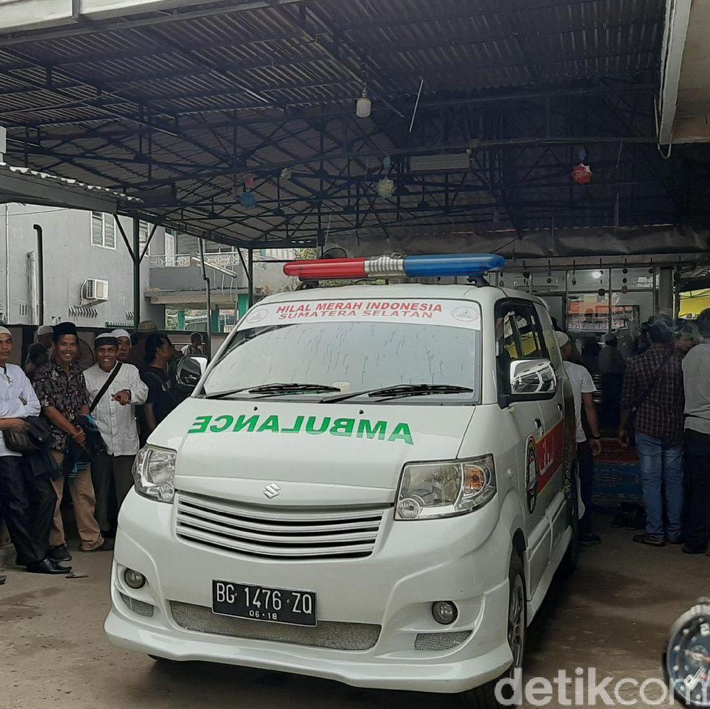 Ustaz Taufik Hansuri, Ulama Kondang Asal Palembang Wafat