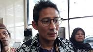 Sandiaga: Pak Saefullah Man of Action, Birokrat Terbaik di Pemprov DKI