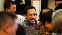 Nadiem Masuk Time 100 Next, Disebut Bawa Sentuhan Muda ke Kabinet Jokowi