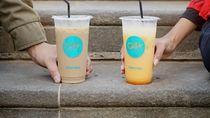 GLEK, Segarnya Minum Thai Tea Sambil Konsisten Berbagi