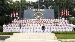 150 Perwira Seskoal Diwisuda, Wakasal: Pertahanan Adalah Investasi