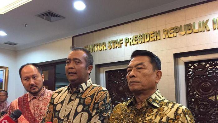 Kerja sama proyek PLTG Celukan-Bali/Foto: Hendra Kusuma/detikFinance