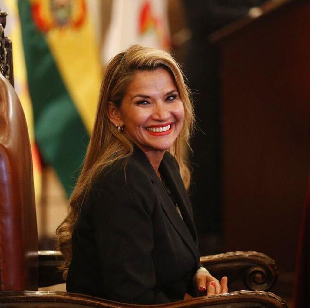 Ini Jeanine Anez Sosok yang Klaim Jadi Presiden Sementara Bolivia