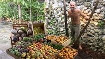 Super Hemat! Pria Ini Tak Keluarkan Uang Makan Setahun karena Berkebun