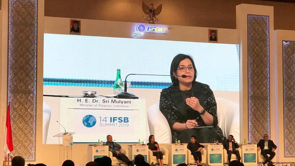 Soal Keuangan Syariah, Sri Mulyani: RI Akan Belajar Dari Malaysia