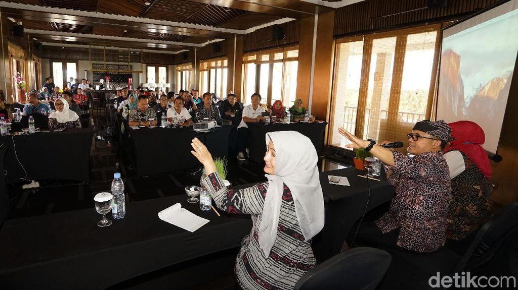 Banyuwangi Susun Master Plan Pengembangan Geopark