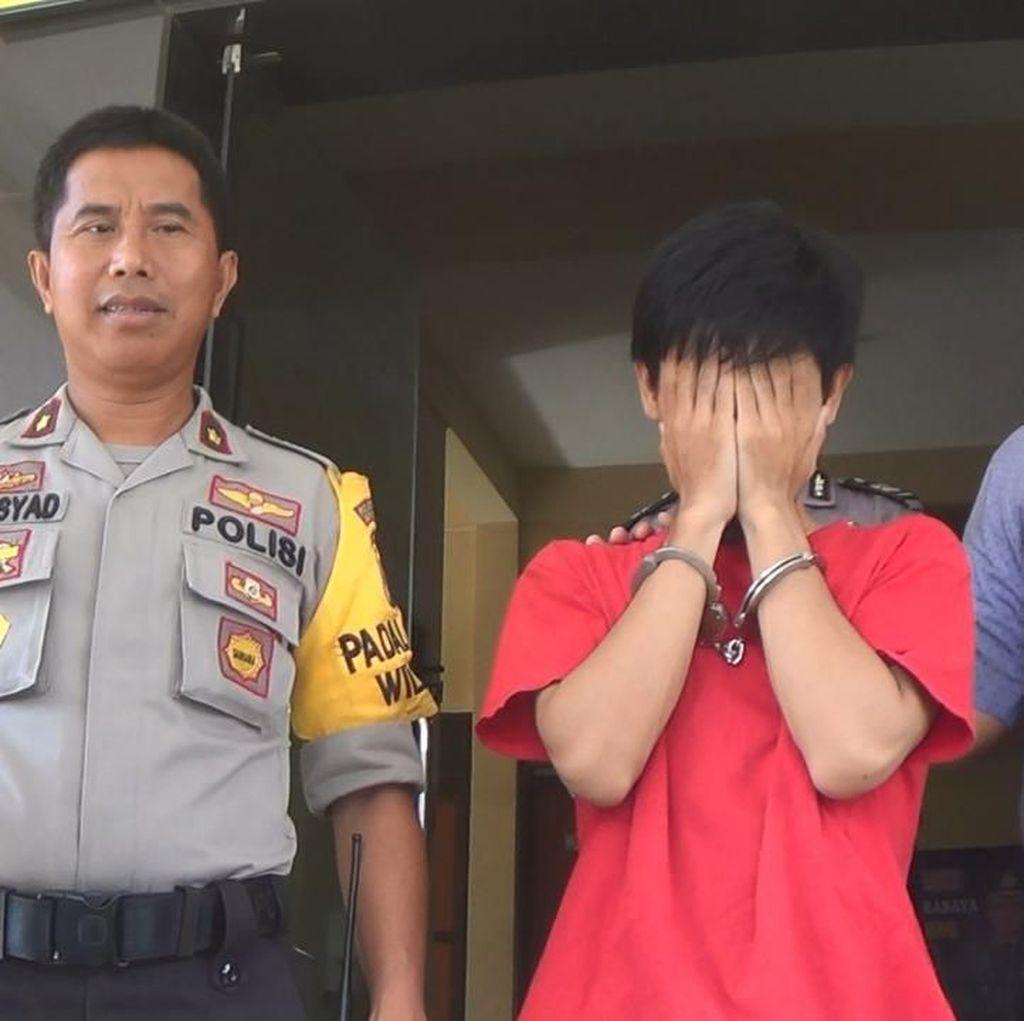 Pria Perekam di Ruang Ganti Mal Surabaya 3 Bulan Beraksi, 6 Kali Merekam