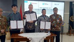 Kemenhub Dukung Peningkatan Optimalisasi Pelabuhan Kuala Tanjung