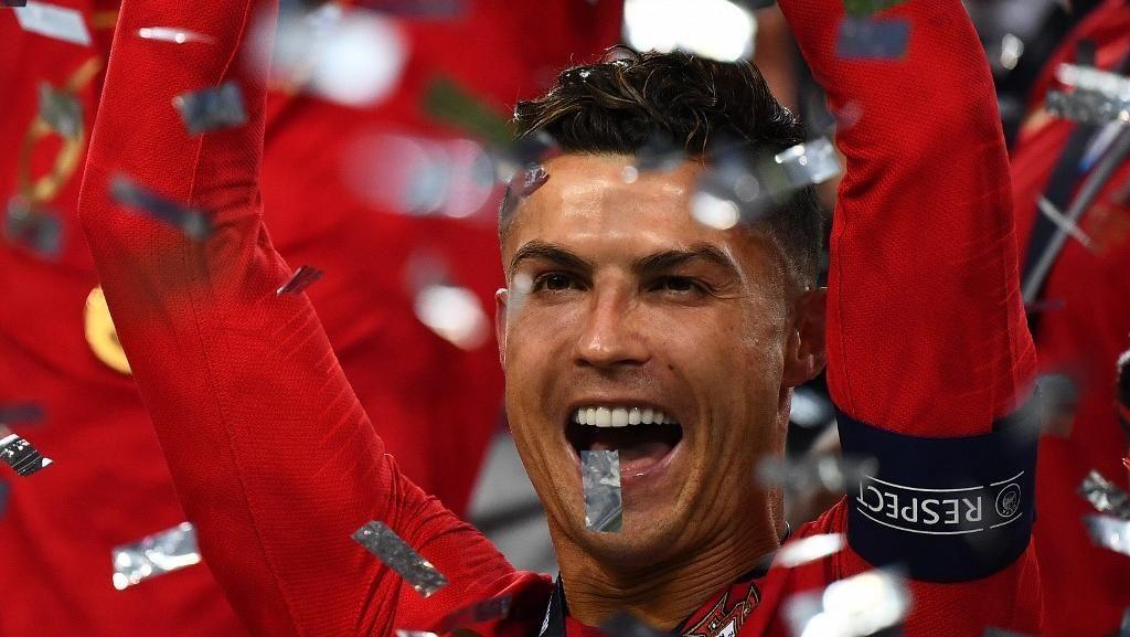 Portugal Punya 29 Cristiano Ronaldo Lain
