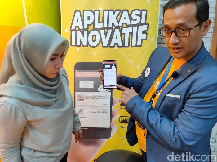 Soft launching Kaki Diabet Indonesia/Foto: Hilda Meilisa Rinanda