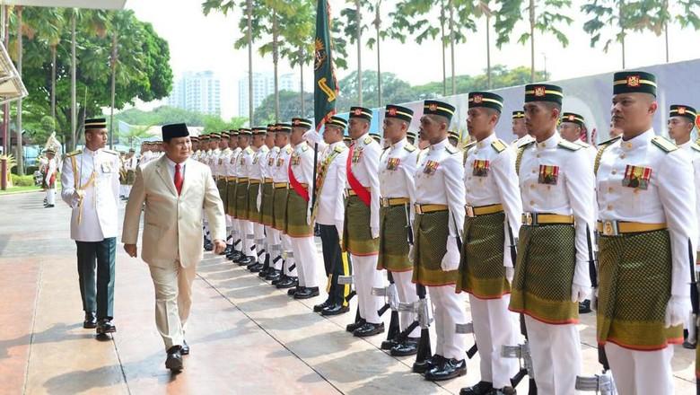 Prabowo: Rakyat Butuh Pertahanan yang Kuat, Kita Tak Mau Dibully