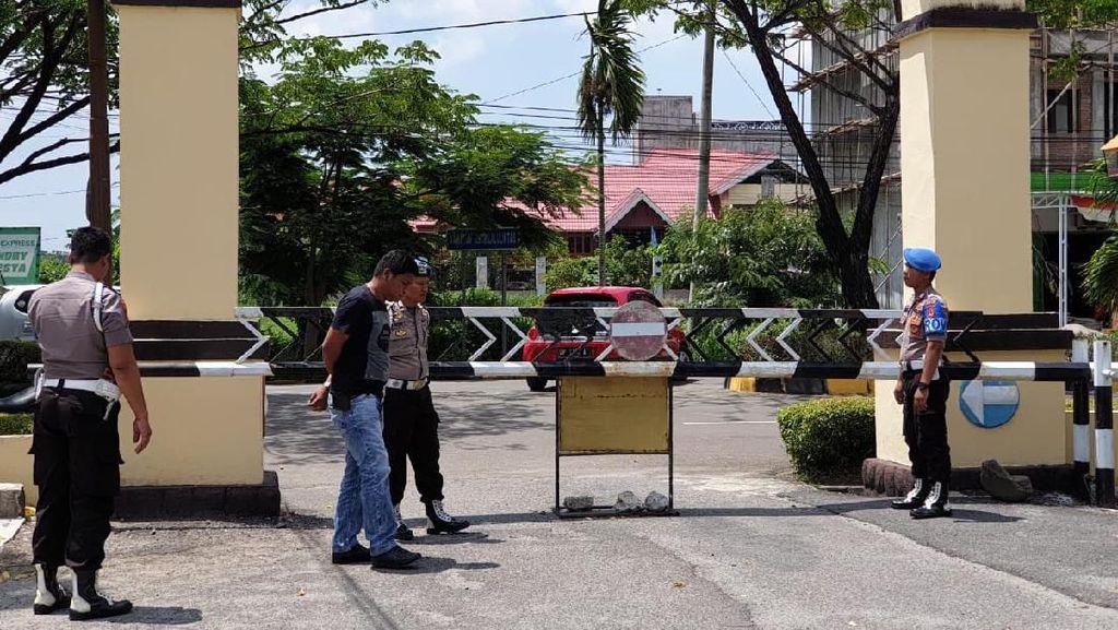 Pascabom Polrestabes Medan, Kantor Polisi di Sulsel Perketat Penjagaan