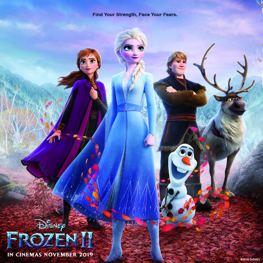 Yuk, Ikutan Nonton Frozen II Bareng detikHOT