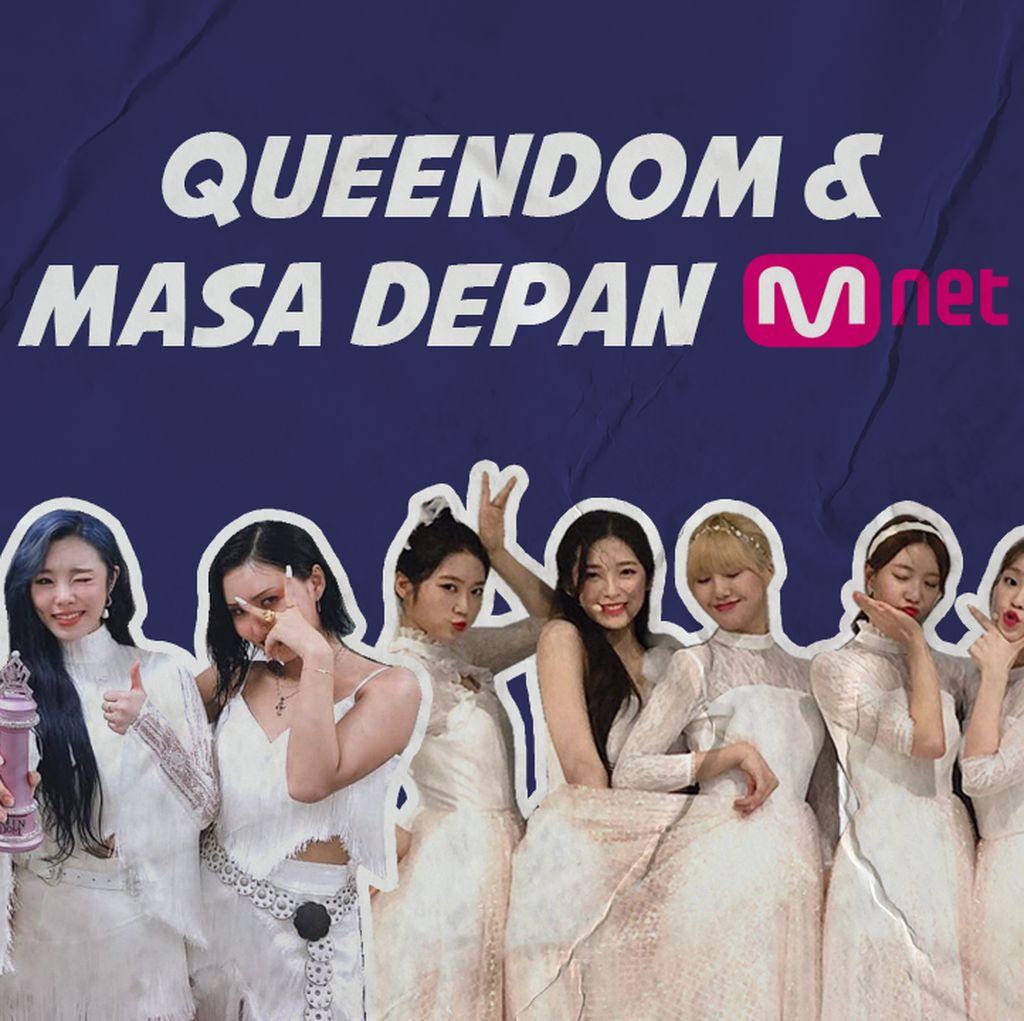 K-Talk Ep 13: Kontroversi Mnet di Tengah Kesuksesan Queendom