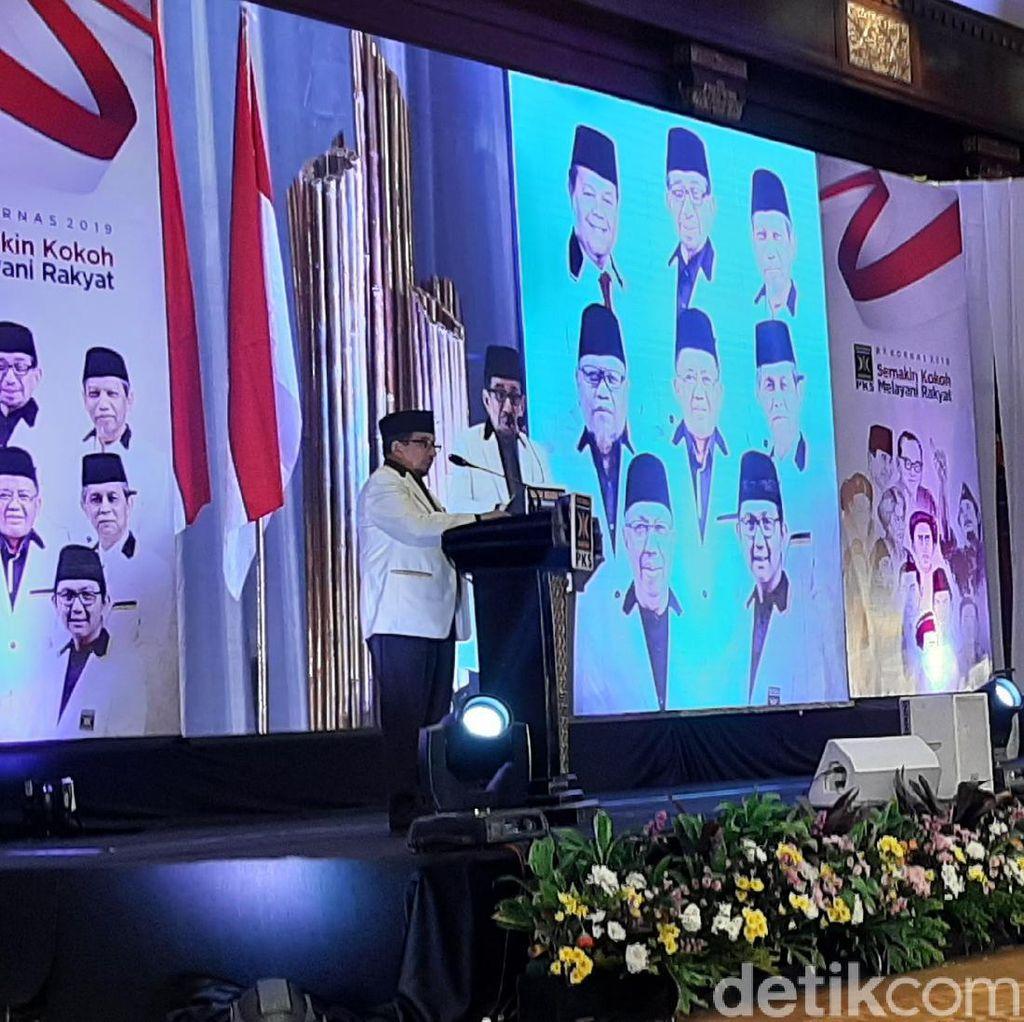 Salim Segaf PKS: Kalau Tak Cocok, Bukan Keluar Lalu Bikin Partai Baru