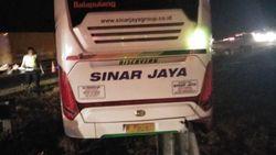 7 Orang Tewas di Cipali, Polisi: Sopir Bus Sinar Jaya Mengantuk
