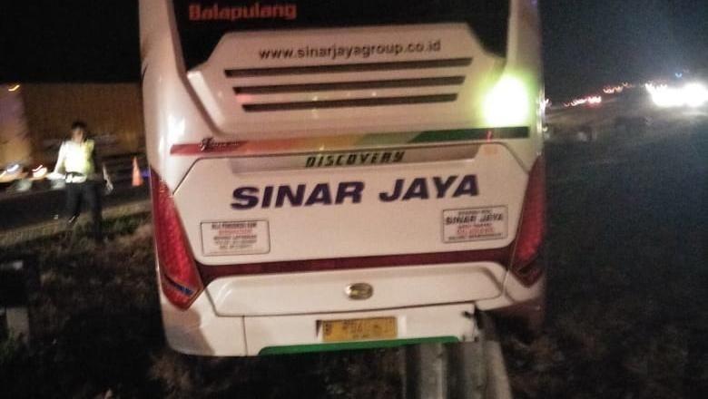 7 Orang Tewas di Cipali, Sopir Bus Sinar Jaya Jadi Tersangka