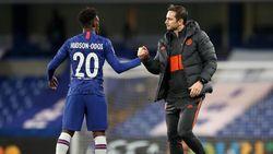 Cukup Satu Obrolan dengan Lampard Yakinkan Hudson-Odoi Bertahan di Chelsea